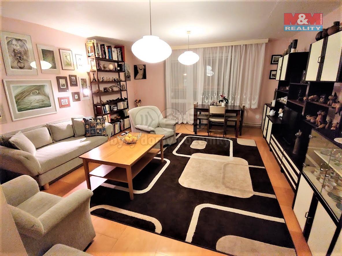 Prodej, byt 3+1, 92 m2, Boskovice, ul. Komenského
