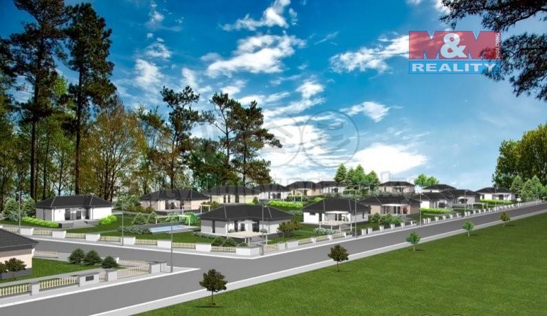 Prodej, pozemek k bydlení, 901 m2, Přelouč
