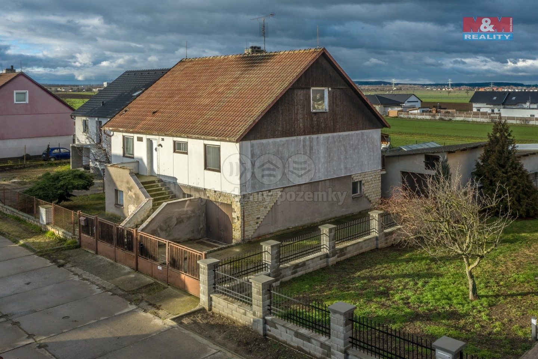 Prodej, rodinný dům, 240 m², Nová Ves u Prahy