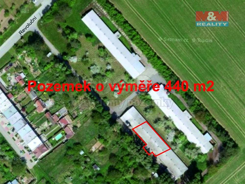 Prodej, provozní plochy, 440 m2, Vyškov