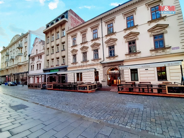 Pronájem, byt 4+kk, 120 m², Plzeň, ul. Riegrova