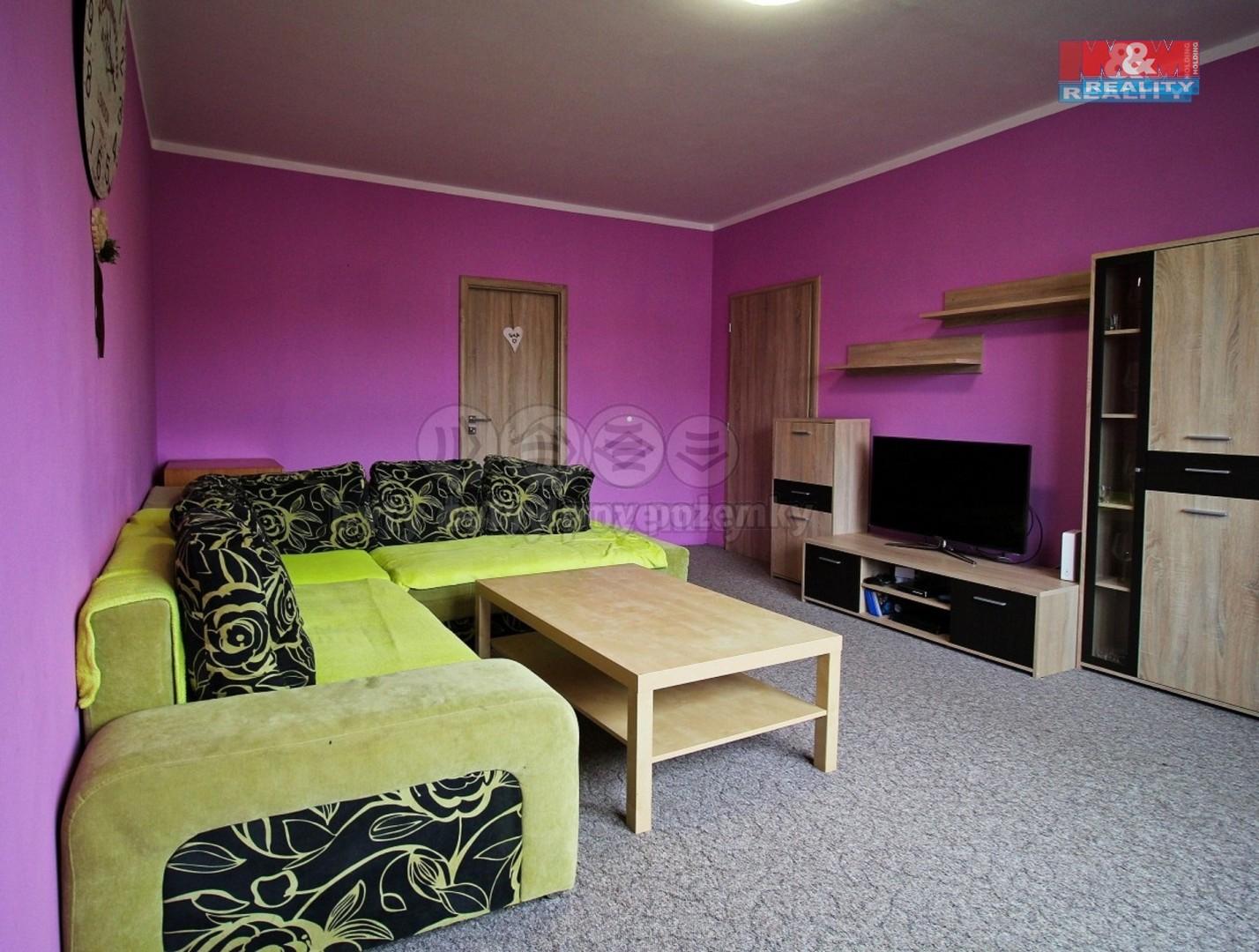 Prodej, byt 3+1, 74 m², Šumperk