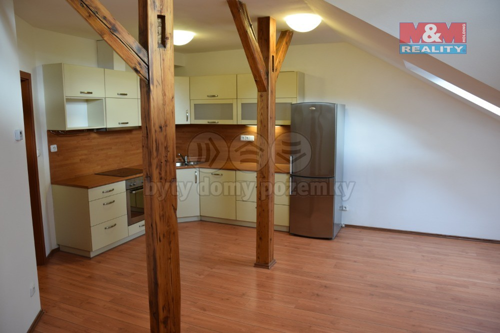 Pronájem, byt 2+kk, OV, 67 m2, Brno, ul. Údolní