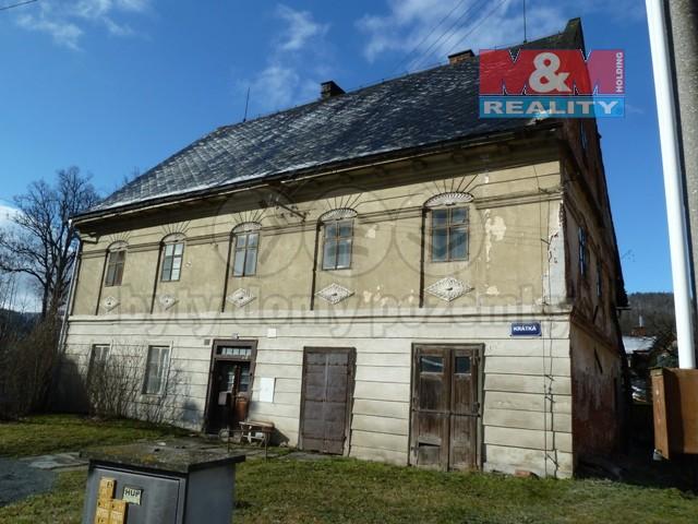 Prodej, rodinný dům 8+2, 1166 m2, Ruda nad Moravou