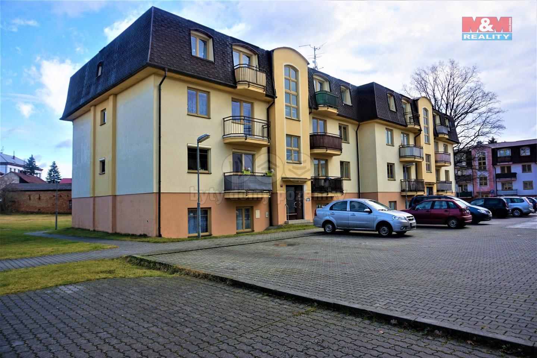 Pronájem, byt 3+1, 90 m², Staňkov, ul. U pošty