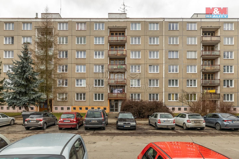 Prodej, byt 2+1, Rokycany, ul. Vokáčova