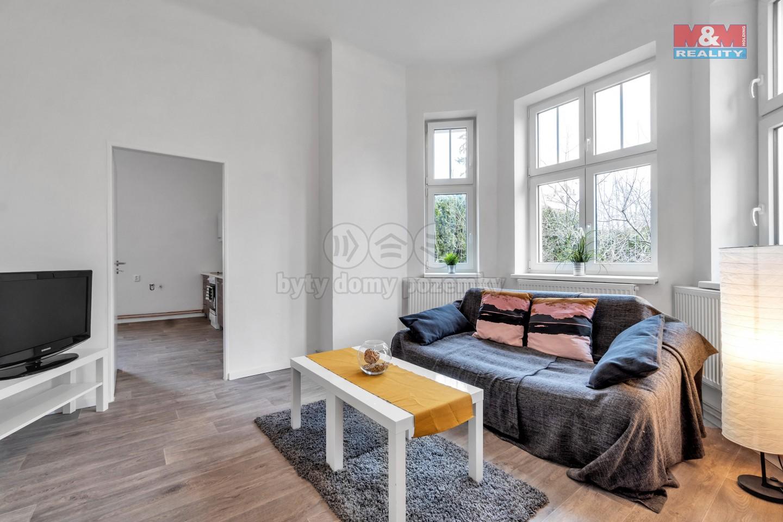 Prodej, byt 3+1, 90 m2, Městec Králové