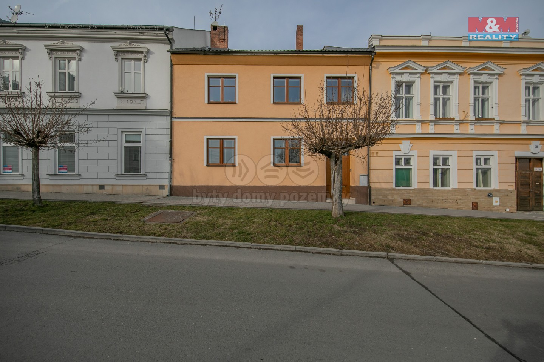 Prodej, byt 2+1, Zábřeh, ul. Masarykovo náměstí