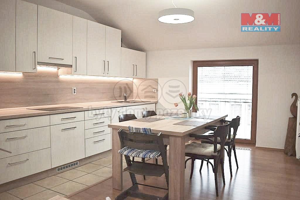 Prodej, byt 3+1, 90 m², Brno - Černovice