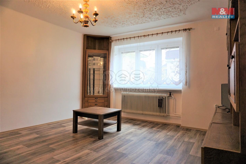 Pronájem, byt 3+1, 68 m², Holýšov, ul. Tylova