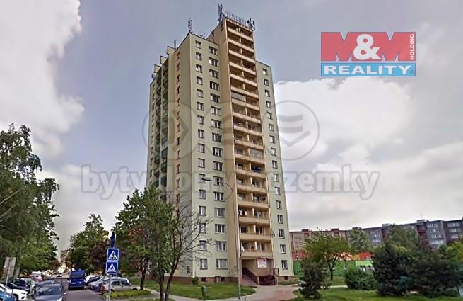 Pronájem, byt 1+kk, 29 m², Ostrava, ul. Sládkova