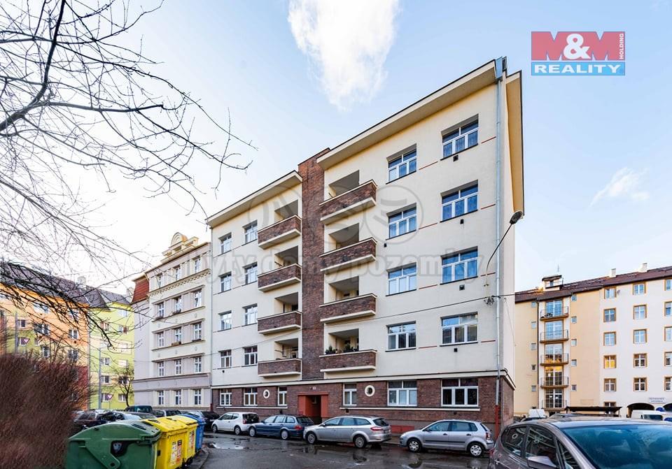Pronájem, byt 3+1,68 m2, Plzeň, ul. Guldenerova
