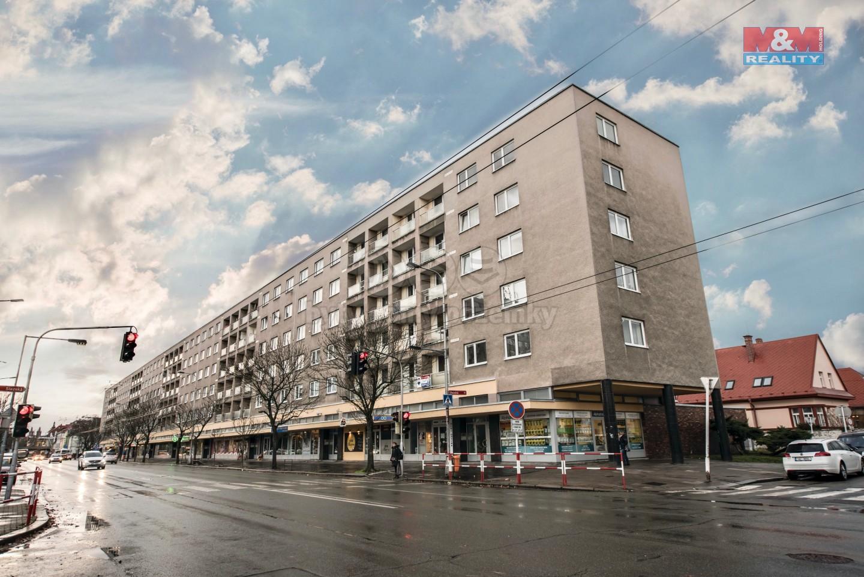 Pronájem, byt 1+1, Hradec Králové, ul. Pospíšilova