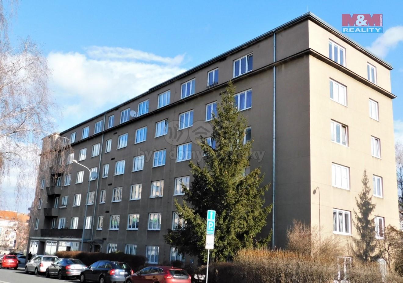 Pronájem, byt 2+1, 56 m², Praha, ul. Generála Píky