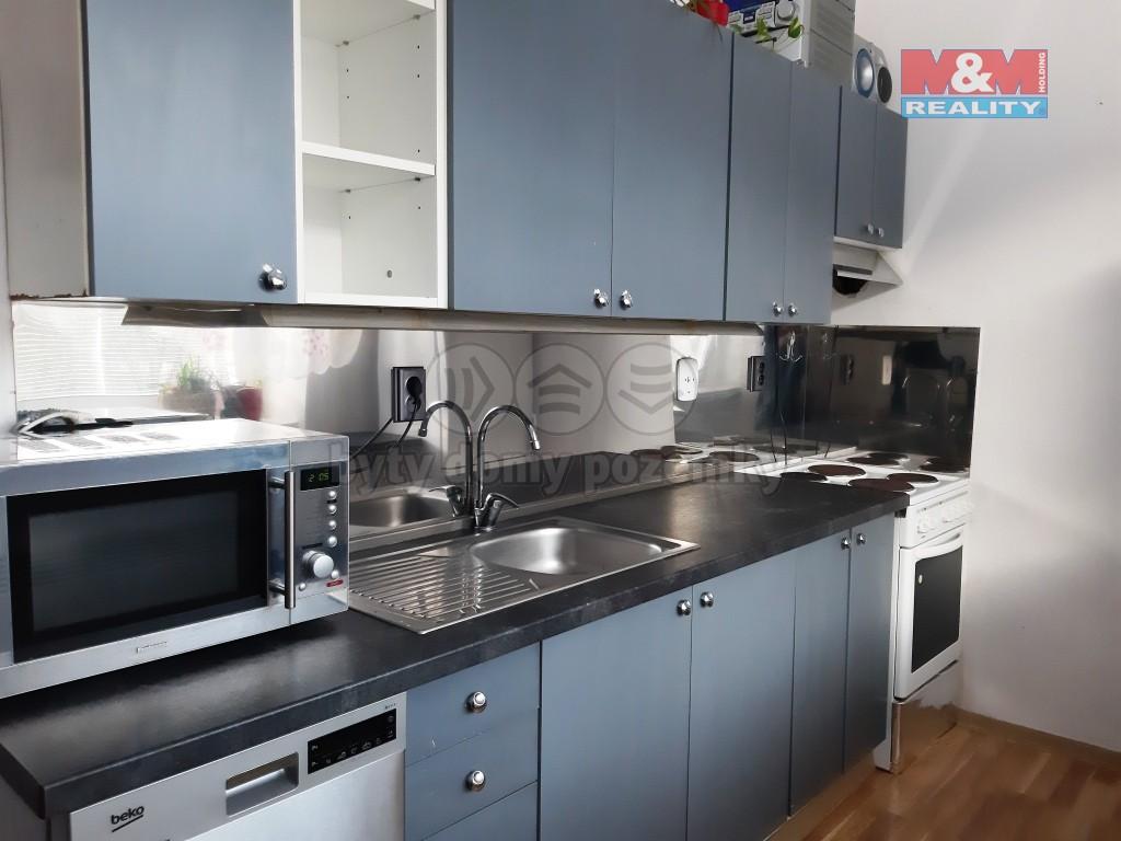 Prodej, byt 2+1, 56 m², OV, Letovice