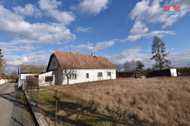 Prodej, rodinný dům 5+1, 1503 m2, Čermná nad Orlicí