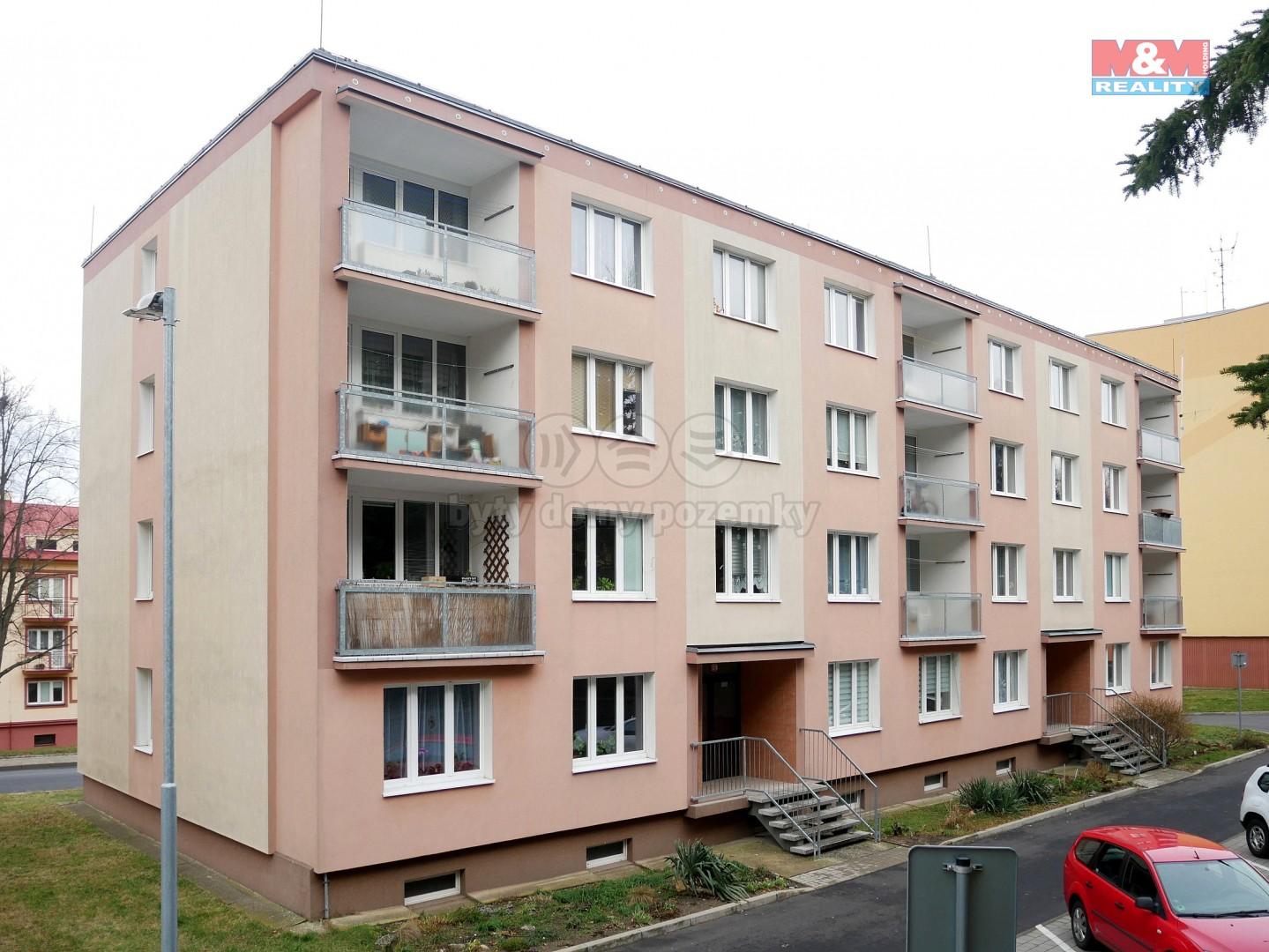 Prodej, byt 2+1, OV, 65 m2, Ostrov, ul. Lidická