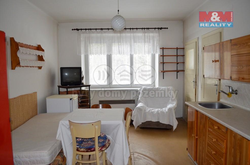 Prodej, byt 2+1, 80 m2, Potůčník