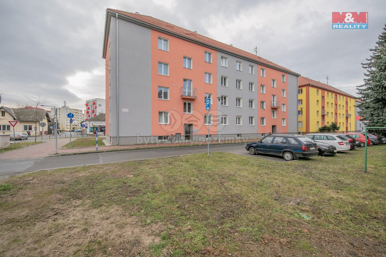 Prodej, byt 3+1, Uničov, ul. Nerudova