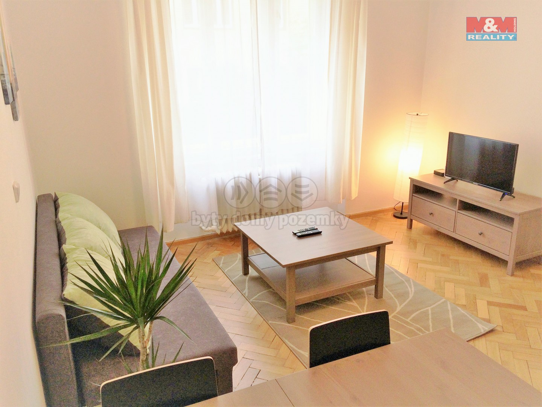 Pronájem, byt 3+kk, 70 m², Praha 3 - Vinohrady