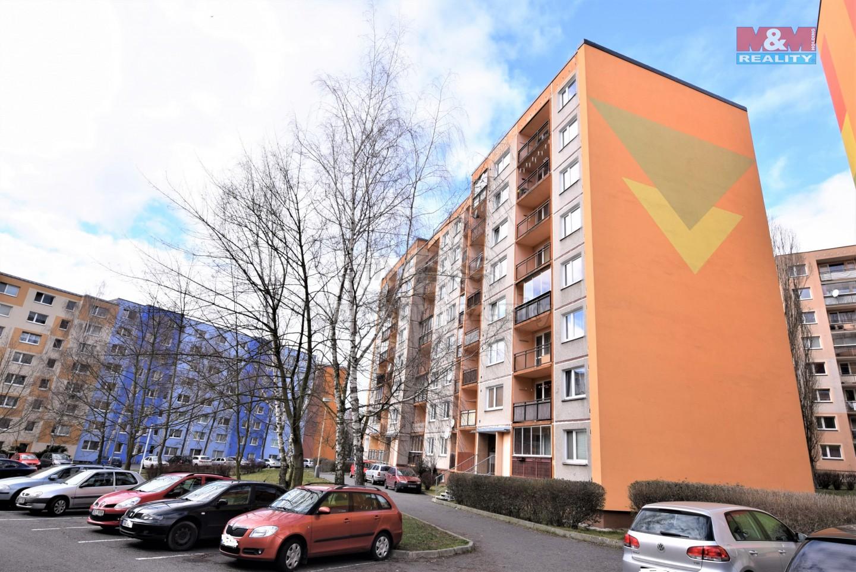Prodej, byt 3+1, 75m2, Česká Lípa, ul. Na Jílech