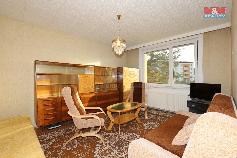 Prodej, byt 2+1, 54 m², Uherské Hradiště, ul. Louky