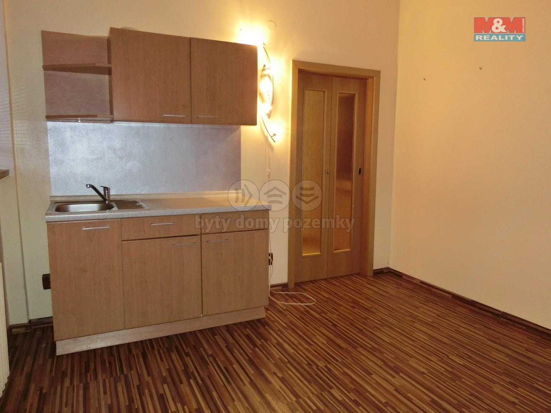 Pronájem, byt 1+kk, 20 m², Praha - Písnice