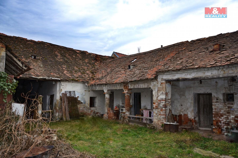 Prodej, rodinný dům, 2+kk, 3714 m², Dyjákovice,