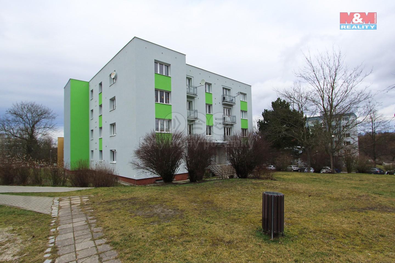 Prodej, 2+kk+balkon, 56m2, Ke sv. Jiří, Plzeň
