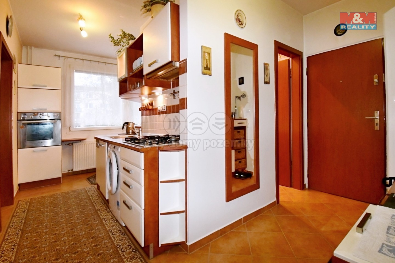 Prodej, byt 2+1, 46 m2, Mariánské Lázně, ul. Hroznatova
