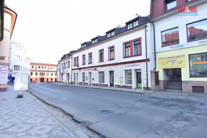 Pronájem, komerční prostor, 40 m2, Brandýs nad Labem