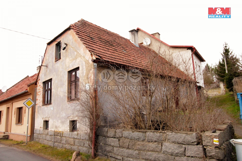 Prodej, rodinný dům, Chyše, ul. Lubenecká