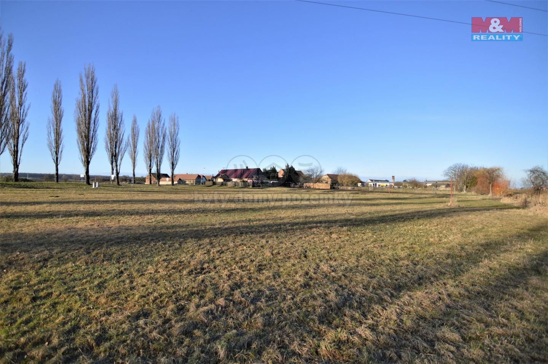 Prodej, pozemek k bydlení, Lužec nad Cidlinou