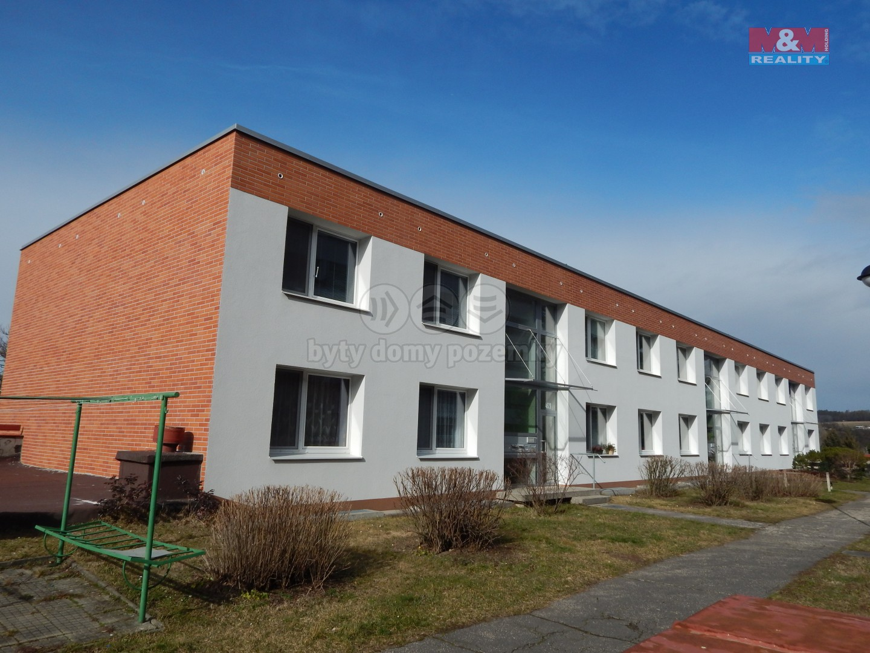 Pronájem, byt 1+1, 35 m², Zlín, ul. Dětská