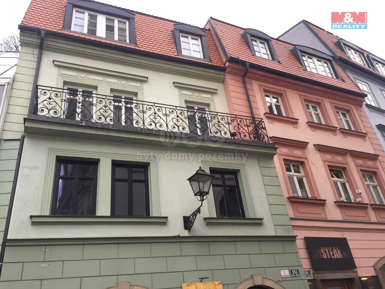 Pronájem, byt 4+1, 109 m², Brno, ul. Dominikánská