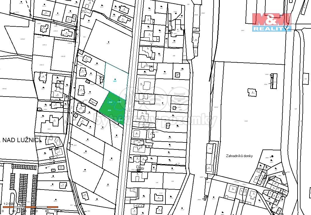 Prodej, pozemek k bydlení, 1759 m², Suchdol nad Lužnicí