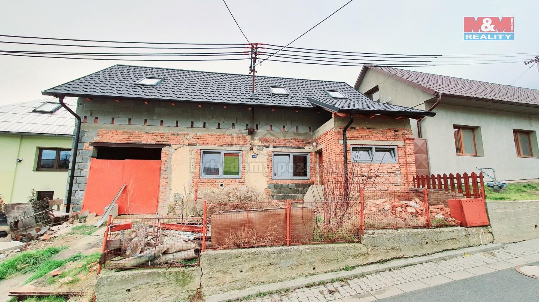 Prodej, rodinný dům, 130 m², Březolupy