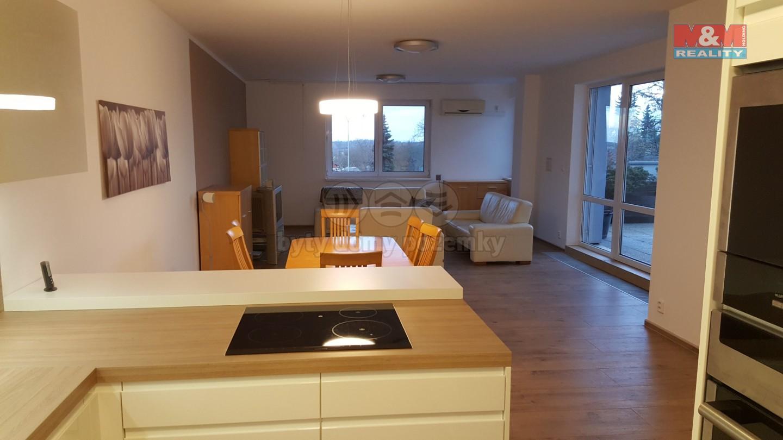 Pronájem, byt 3+kk, 105 m², Olomouc, ul. Okružní