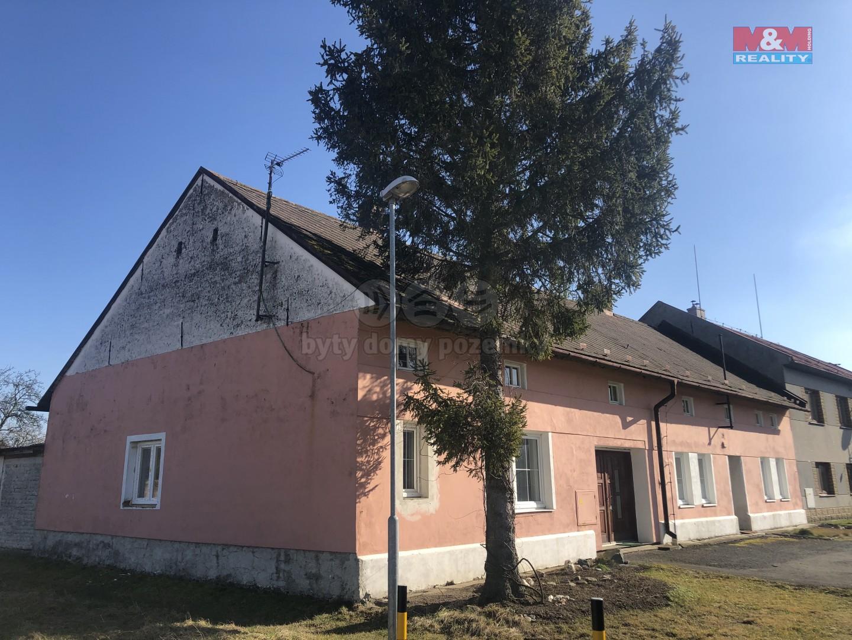 Prodej, rodinný dům, Daskabát, okres Olomouc