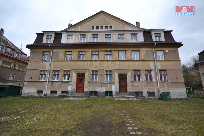 Pronájem, byt 2+1, 77 m2, Jablonec nad Nisou, ul. Dr. Randy