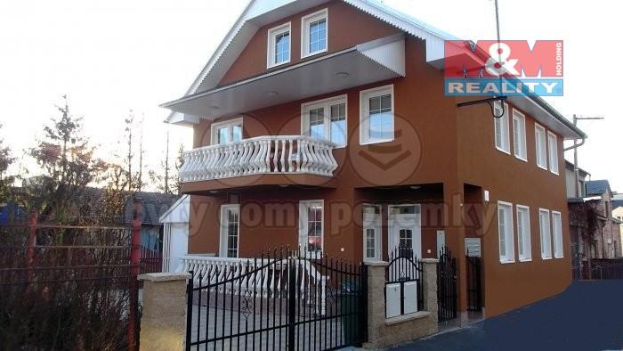 Pronájem, byt 3+kk, 80 m², Opava, ul. Hillova