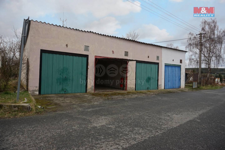 Prodej, garáž, 19 m2, Blížejov