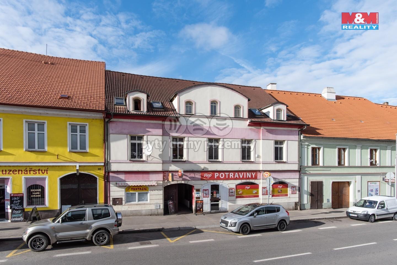Prodej rodinného domu, 1317 m², Volyně, ul. Palackého
