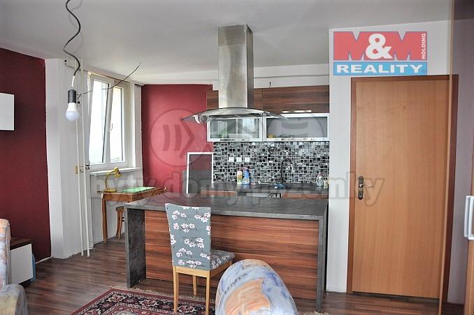 Prodej bytu 3+kk, 68 m², Praha, ul. Černokostelecká