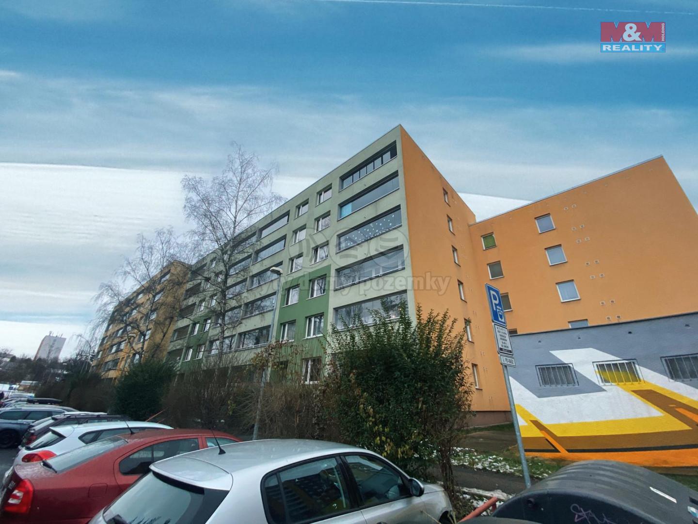 Prodej bytu 1+kk, 25 m², Praha, ul. Na Jarově