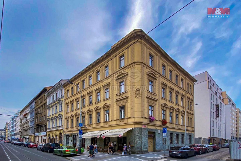 Pronájem bytu 3+1, 109 m², Praha, ul. Sokolovská
