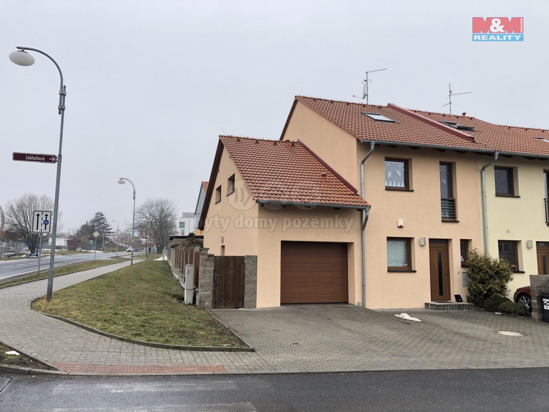 Pronájem, rodinný dům, 150 m2, Louny, ul. Jabloňová