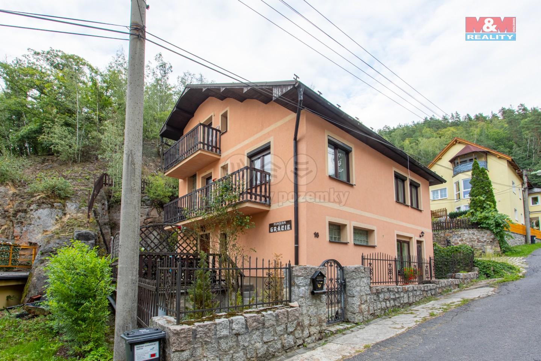 Prodej rodinného domu, 160 m², Loket, ul. Tovární