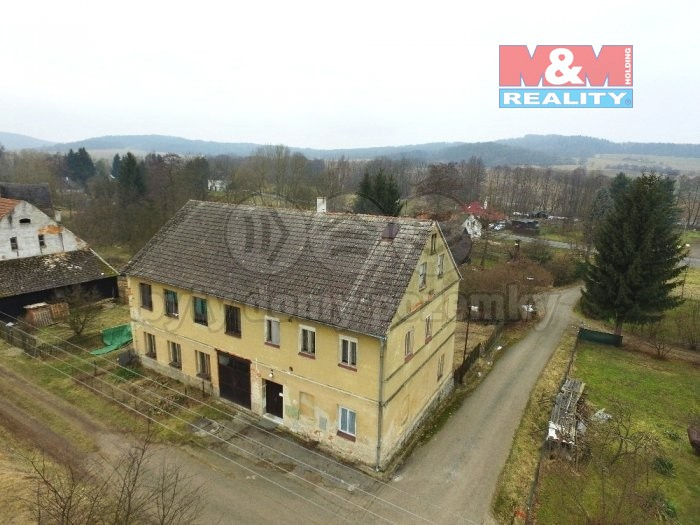 Prodej rodinného domu v Žandově - Heřmanice u Žandova