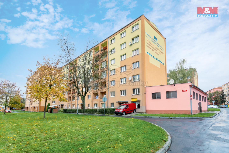Prodej bytu 2+1, 56 m², Chodov, ul. Vítězná